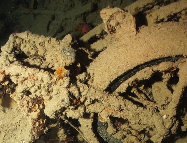 SS Thistlegorm diving