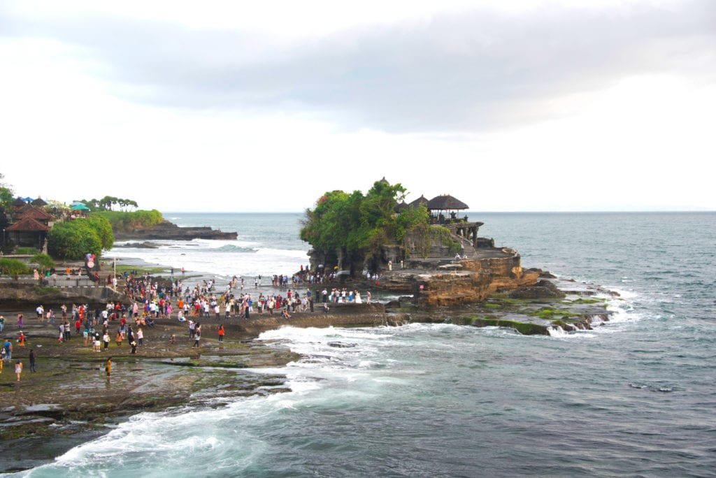 Tanah Lot Temple , Bali